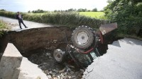 Donegalas grāfiste smagi cietusi plūdos