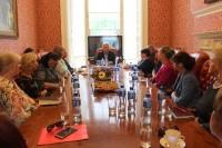 Nākamais Latvijas vēstnieks Īrijā J. Sīlis iepazīstas ar latviešu organizācijām