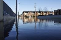 Plūdos cietušās personas tiek aicinātas vērsties sociālajā dienestā