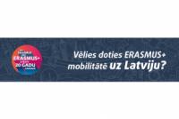 Erasmus+ uzrunā latviešu diasporu