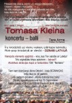Tomasa Kleina koncerts–balle Tullow, Co. Carlow