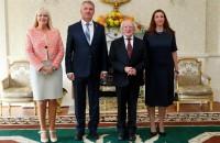 Akreditējas Latvijas vēstnieks Īrijā Jānis Sīlis