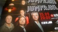 Zināms, kas saņems brīvbiļetes uz grupas Jumprava koncertu