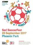 Futbola festivāls Phoenix parkā