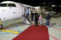 <em>airBaltic</em> lidos no Rīgas uz Liepāju arī ziemā