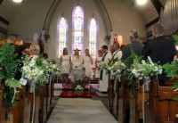 Kristus Apvienotās ev.lut. draudzes dievkalpojumi oktobrī