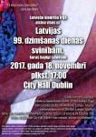 LBĪ ielūdz uz Latvijas dzimšanas dienas svinībām