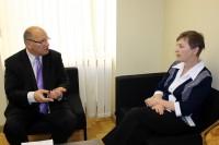 Saruna ar R.Jansonu. Par Saeimas Pilsonības, migrācijas un sabiedrības saliedētības komisijas darbu un plāniem turpmāk