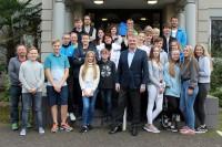 Droghedā jaunieši atkal mācās latviešu valodu