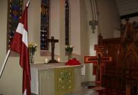 Kristus Apvienotās ev.lut.draudzes dievkalpojumi novembrī
