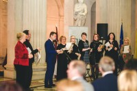Latvijas valsts svētku vērienīgākās svinības Īrijā