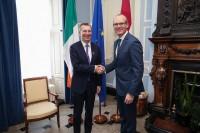E. Rinkēvičs: ES būtiski saglabāt vienotību turpmākās sarunās ar Lielbritāniju