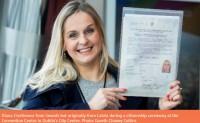 154 Latvijas piederīgie saņem Īrijas pilsonību