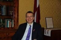E.Rinkēvičs: Nodokļu politikai jābūt taisnīgai