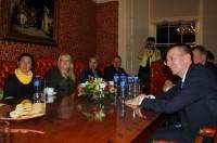 Ārlietu ministrs Dublinā tiekas ar diasporas pārstāvjiem