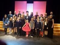 Waterford skoliņas bērni Patriotu nedēļu pavada Latvijā