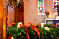Ziemsvētku ieskaņas pasākums Kristus Apvienotajā draudzē