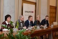 E. Rinkēvičs uzsver ārlietu dienesta ieguldījumu Latvijas valsts simtgades norisēs visā pasaulē