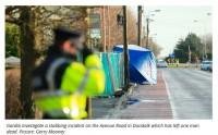 Terorisms ir viena no Dundalkā notikušo uzbrukumu izmeklēšanas līnijām