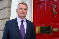 Latvijas vēstniecība Īrijā atklās piemiņas plāksni J.Mežam