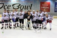 <em>Latvian Hawks A</em> grauj pretinieku