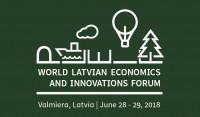 Pasaules latviešu ekonomikas un inovāciju forums Latvijā