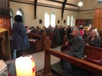 Kristus Apvienotajā ev.lut.latviešu draudzē ievēlēta jauna padome
