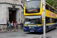 <em>Dublin Bus</em> plāno nodrošināt diennakts pakalpojumus