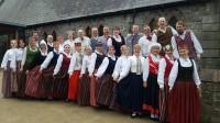 Dziesmu svētkos piedalīsies divi kori no Īrijas