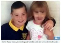 Tenerifē aizdomās par zēna no Ziemeļīrijas notriekšanu aizturēti divi Latvijas valstspiederīgie