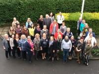 Bradforda pulcē Lielbritānijas un Īrijas diasporas skolotājus