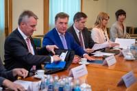 M.Kučinskis: svarīgi nodrošināt Īrijā dzīvojošo Latvijas bērnu tiesības