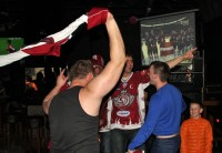 Latvija iekļūst PČ ceturtdaļfinālā; turpinām atbalstīt!