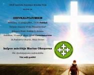 Sv.Pētera draudze aicina uz dievkalpojumiem un Alfas nodarbībām