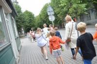 ĪLNP rīkos diasporas un Latvijas bērnu nometni Grobiņas novadā