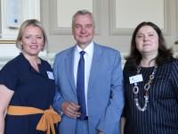 Šadurskis: Atbalsts latviešiem visā pasaulē ir IZM augsta prioritāte