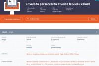 Jauns palīgs personvārdu atveidē latviešu valodā
