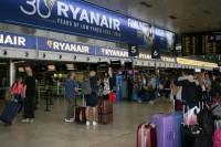 Ryanair pilotu streiks ir satraucis tūkstošiem ceļotgribētāju