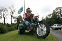 Garda un RSA aicina motociklistus un citus braucējus būt uzmanīgiem