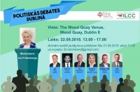 Politiskās debates Dublinā