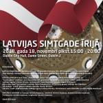 LBĪ Latvijas valsts simtgades pasākums