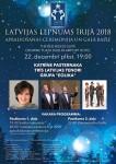 Papildinformācija par LATVIJAS LEPNUMS ĪRIJĀ 2018 apbalvošanas ceremonijas biļetēm