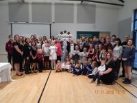 Ziemeļīrijā svin Latvijas simtgadi