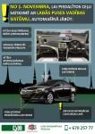 Ar šodienu var reģistrēt automobiļus ar vadību labajā pusē ekspluatācijai Latvijā