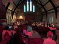 2018.gads - Kristus Apvienotā ev.lut. latviešu draudze Īrijā