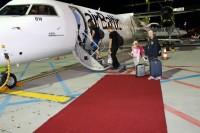 <em>airBaltic</em> reisos bērni no 12 gadiem var ceļot vieni, no 5 gadiem - ar aviokompānijas pavadoni