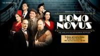 """Spēlfilmas """"Homo Novus"""" pirmizrāde Dublinā"""