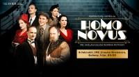 "Spēlfilmas ""Homo Novus"" pirmizrāde Co. Galway un Cookstown"