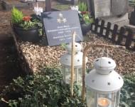 Dublinā atceras diplomātu Jāni Mežu