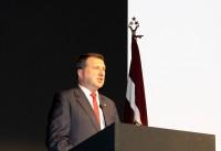Valsts prezidents Raimonds Vējonis aicina Krišjāni Kariņu sastādīt valdību